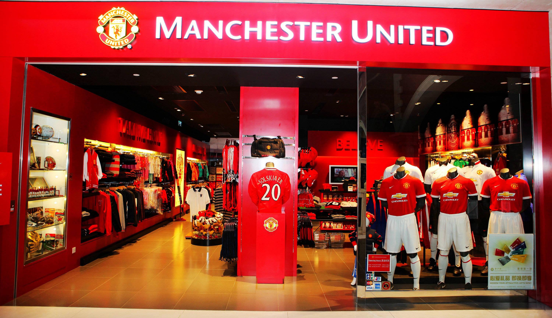 Merchandise Manchester United